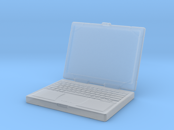 Printle Laptop 01 - 1/35 3d printed
