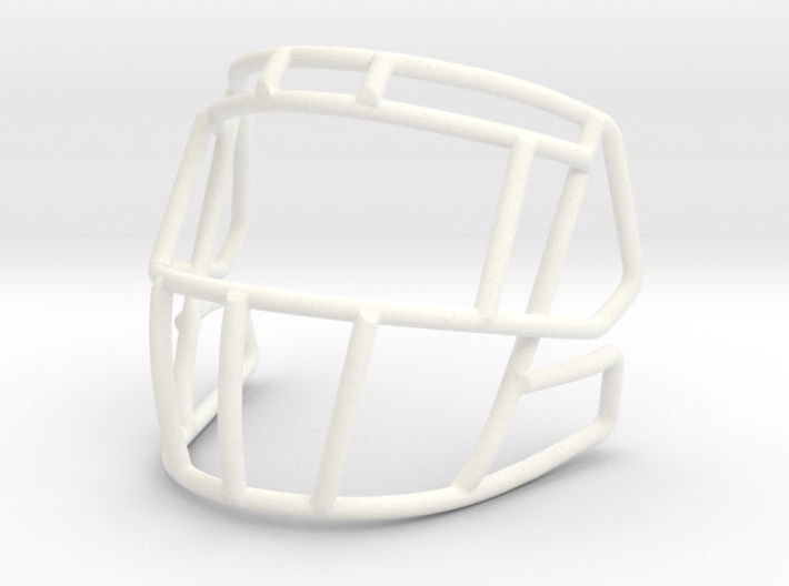 New Ice Cage 3 bar for mini speed helmet 3d printed