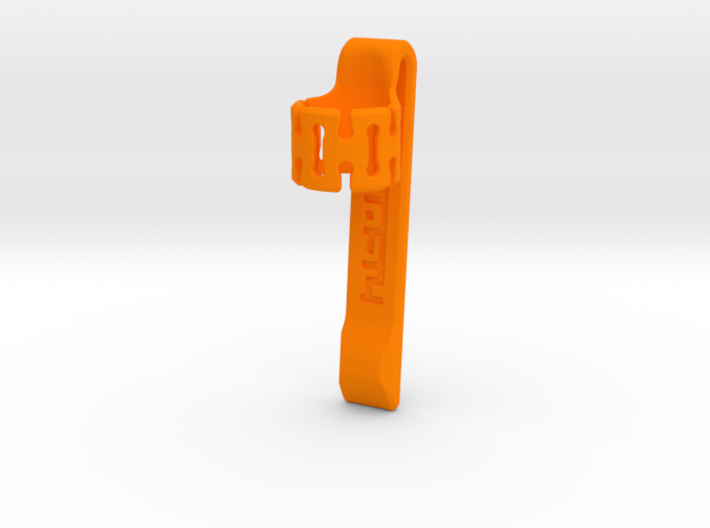 Pen Clip: for 9.5mm Diameter Body 3d printed