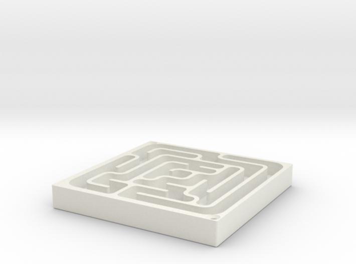 Toolin It Starter Maze 3d printed