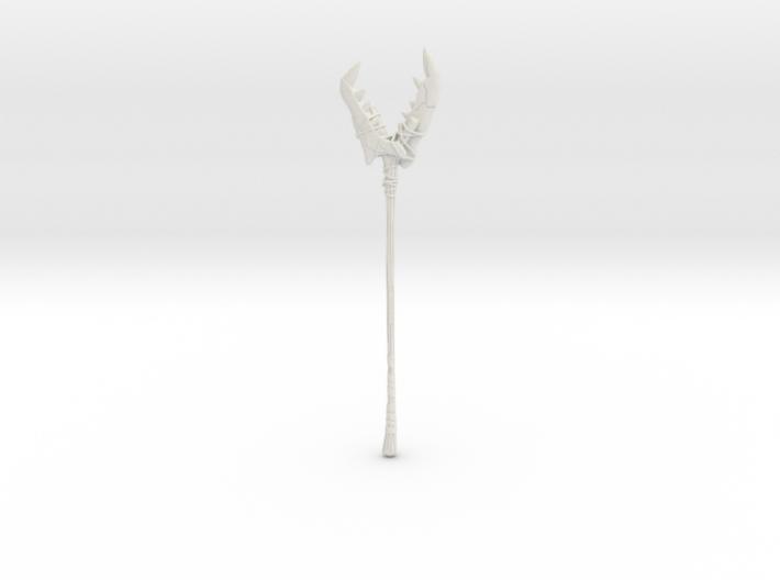 """BotW"" Dragonbone Boko Spear 3d printed"