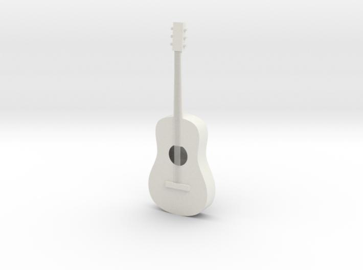 吉他 3d printed