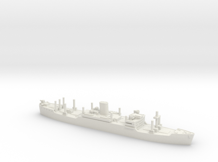 MV Melbourne Star 1/1800 3d printed