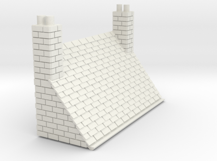 Z-152-lr-comp-stone-t-house-roof-bc-rj 3d printed