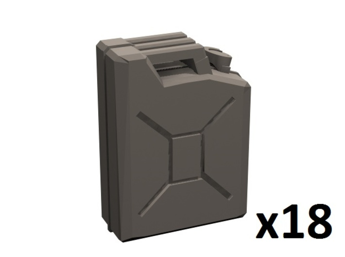 28mm WW2 Italian jerry can 3d printed