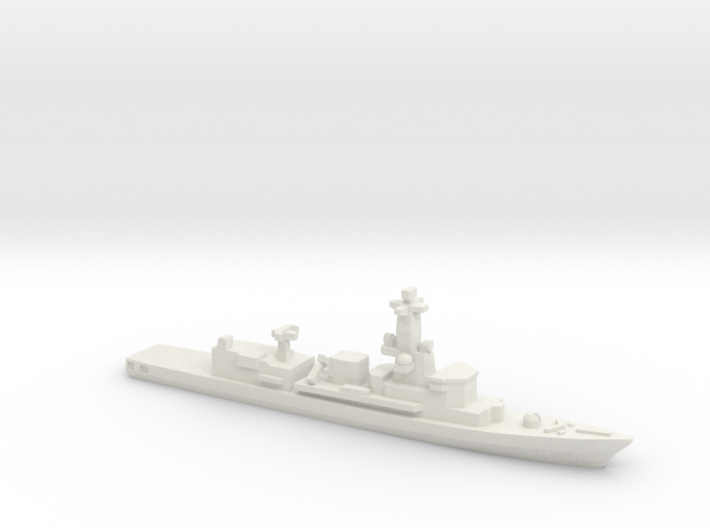 Karel-Doorman Class (2012 Modernization), 1/1800 3d printed