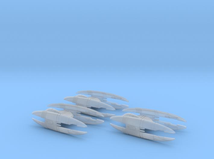 Vulture Droid Squad (3) 3d printed