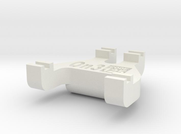 On3 Track Gauge - Code 125 3d printed