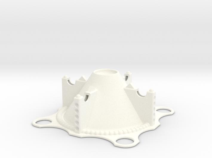 Grayskull Standard Base 3d printed