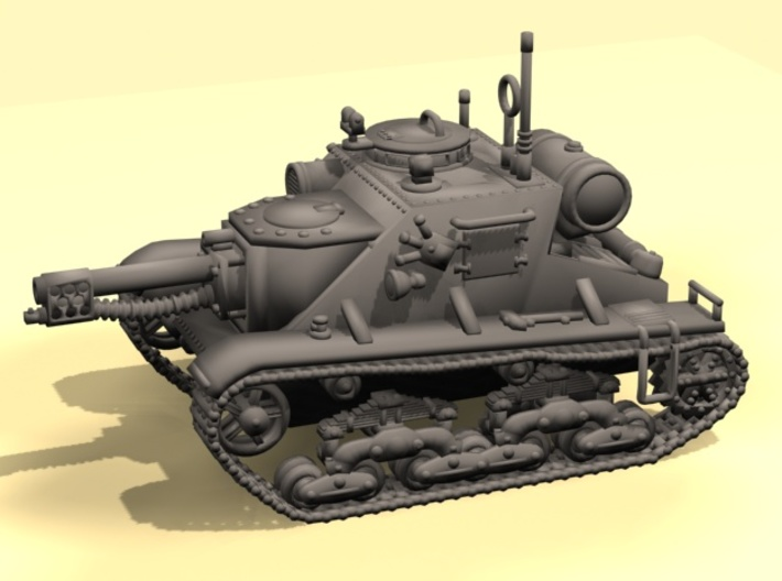 15mm Burner-Storm vehicle 3d printed