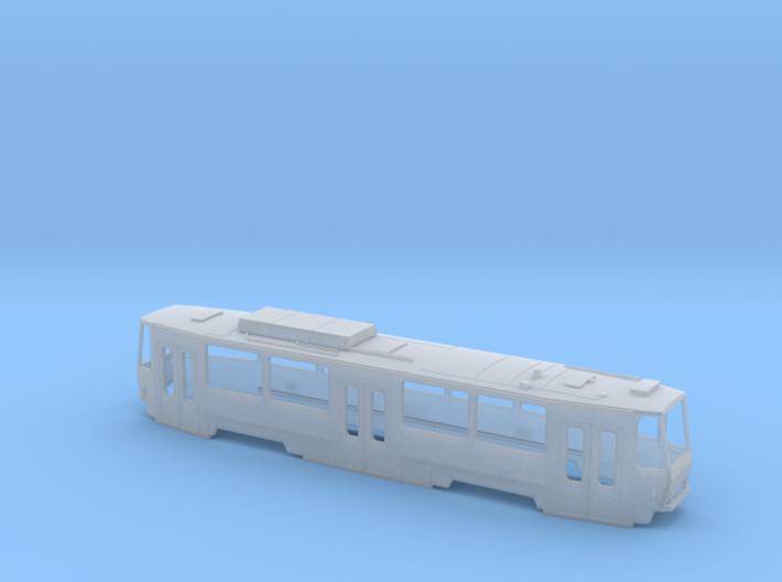 Tatra T6A5 Sliding door TT [body] 3d printed