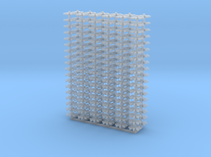 Excellerator Tines (12) 3d printed