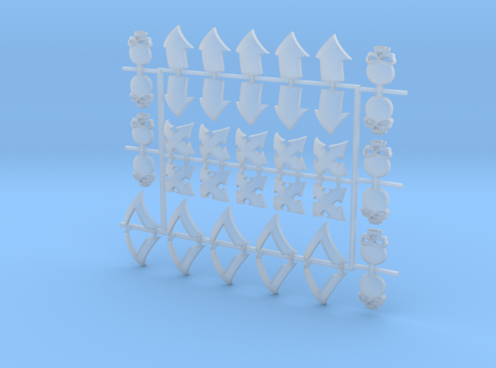 4x10 Squad Making MultiPack (smaller) 3d printed