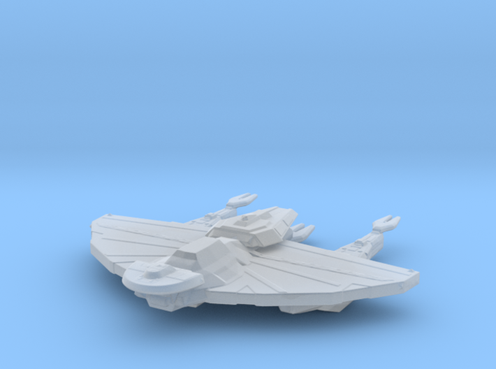 Cardassian Brinok Class 1/10000 Attack Wing 3d printed