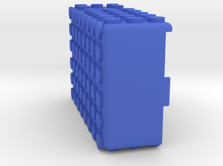 Kmods Squonker BLOCKS MECH 3d printed