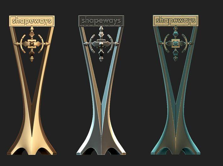#ShapewaysOlympics 1 3d printed