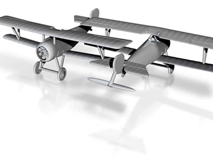 1/144 Nieuport 17bis (vickers) x2 3d printed