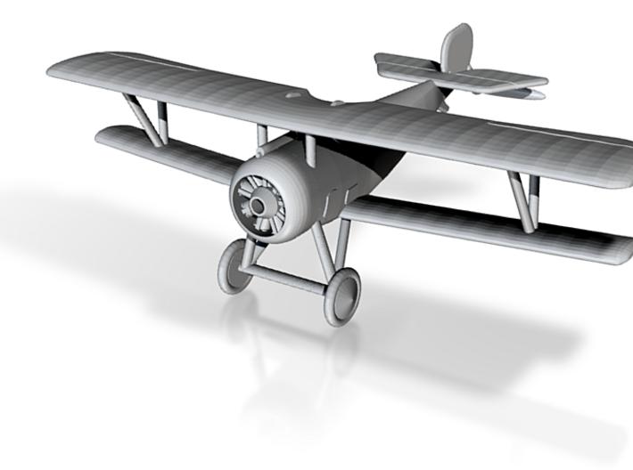 1/144 Nieuport 24 bis (Vickers gun) 3d printed