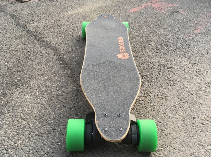 Flywheel Pulley for 2nd Gen Boosted Board 3d printed