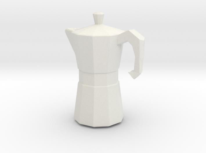 Printle Thing CoffeeMachine - 1/24 3d printed