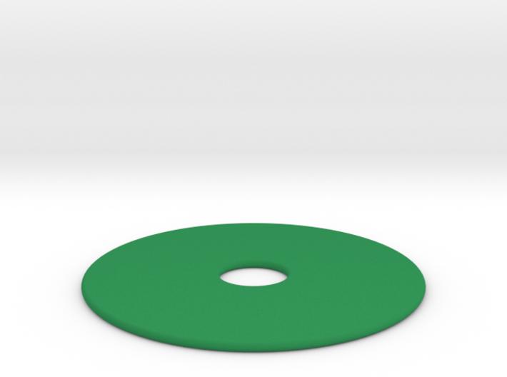 30 Groen 3d printed