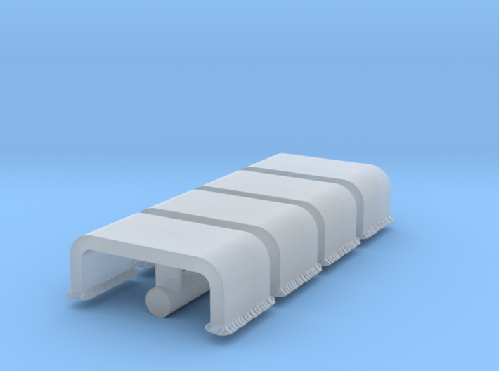 Panther A periscope covers 1:16 3d printed