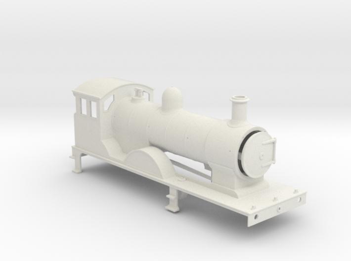FR K2 - Body - Freelance Variant V3.5 - WSF 3d printed