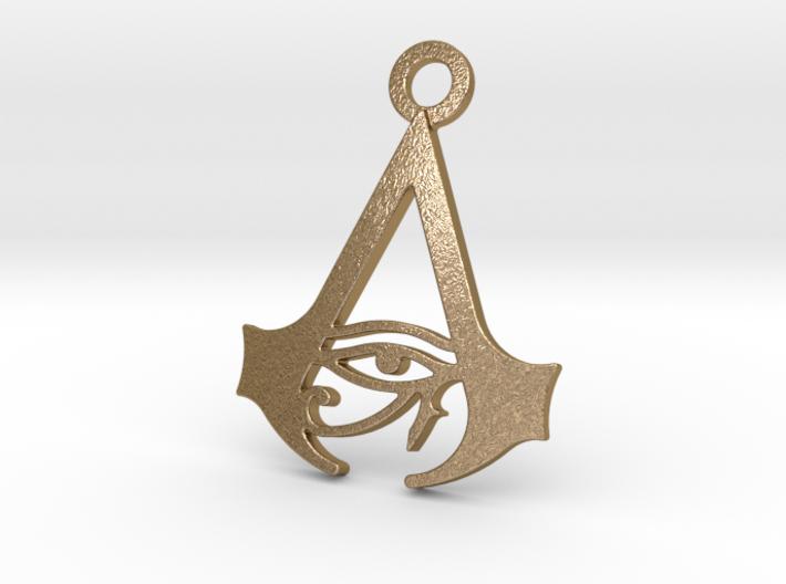 Assassin's Creed Origins Pendant 3d printed