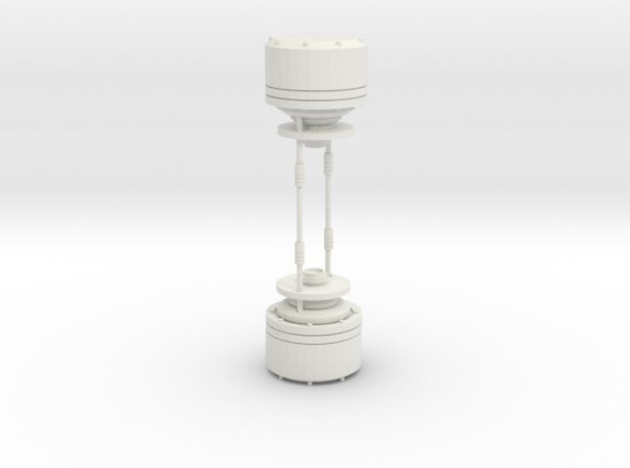 TASM 2 Oscorp Plutonium Canister 3d printed