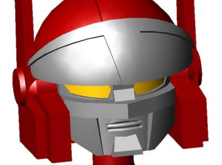 Blazer head 3d printed Head design pic 2