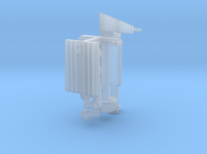 7000 Allis Detail Kit 3d printed