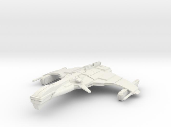 Romulan FireWind Class WarDestroyer 3d printed