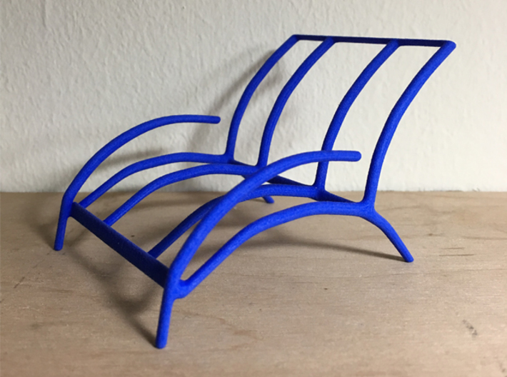 Chair No. 43 3d printed