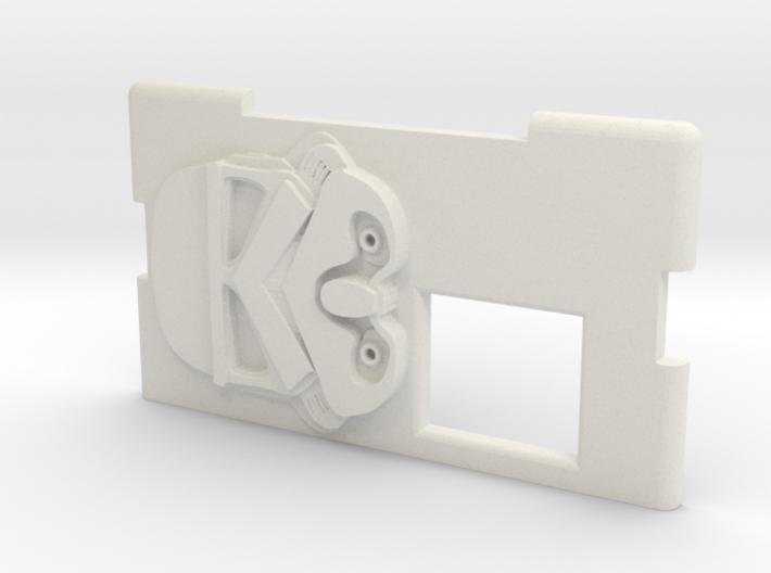 Kmods Squonker Empire Stormtrooper door 3d printed