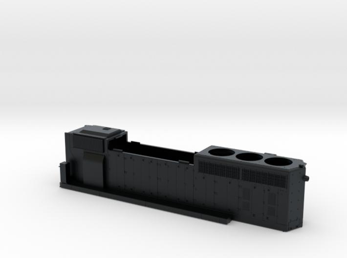 CP 5806-5815 SD40-2 As-Built 1/87.1 3d printed