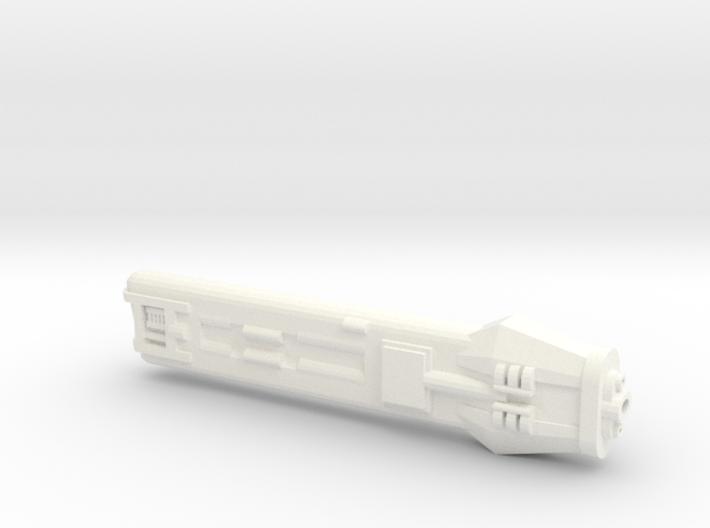 KWF-1 1000 scale 3d printed