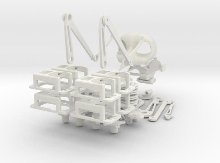 Magpie Kit 3d printed