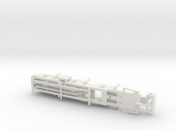 L&YR Class 28 Mogul Experiment - EM Chassis 3d printed