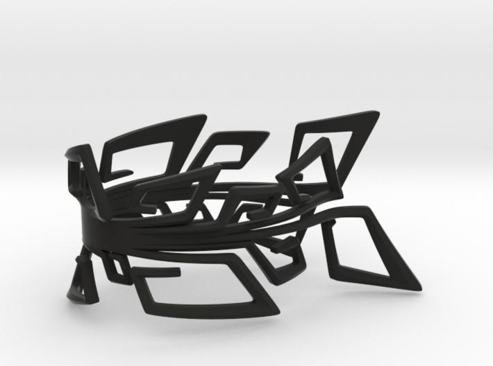 Flow 3d printed