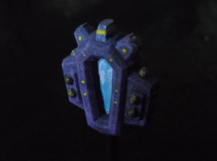 SP204 Stone Portal Transport 3d printed Painted model