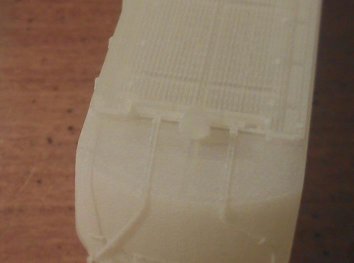 UP Water Tender Pre Rebuild (Ex Turbine) Type 2 3d printed Type 1 Top