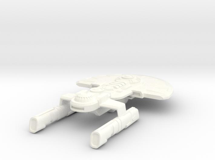 USS Germaine 3d printed