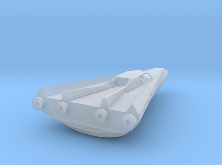 Soap Dart 3d printed