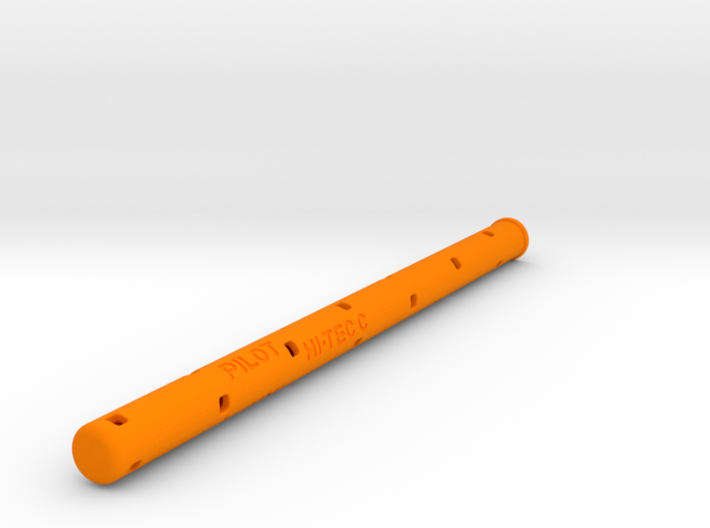 Adapter: Pitot Hi-Tec C to Uni UMR-109 3d printed