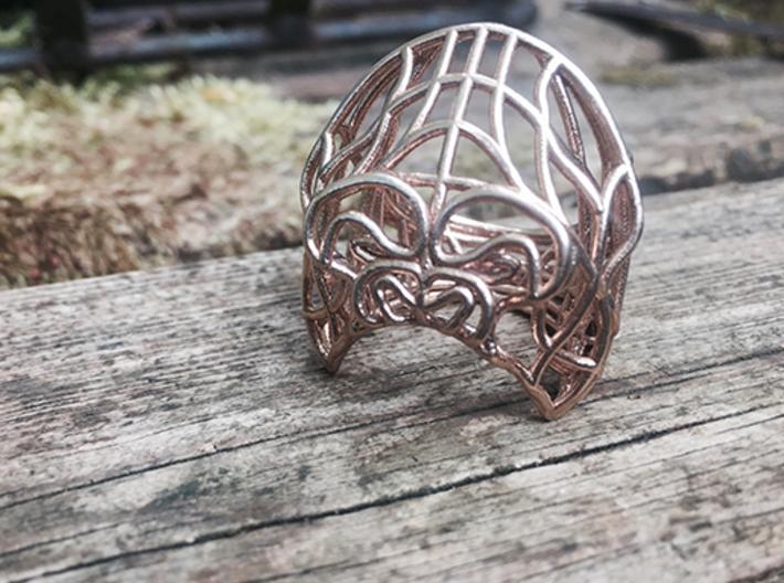 APE ring 3d printed
