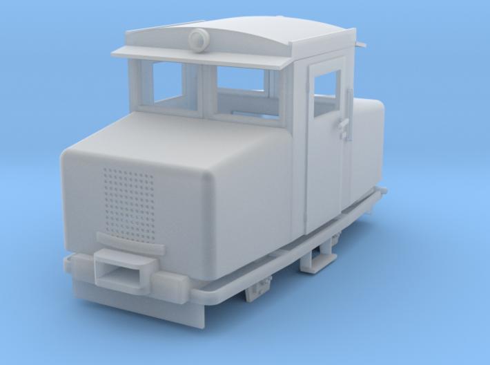 Edan loco 3d printed