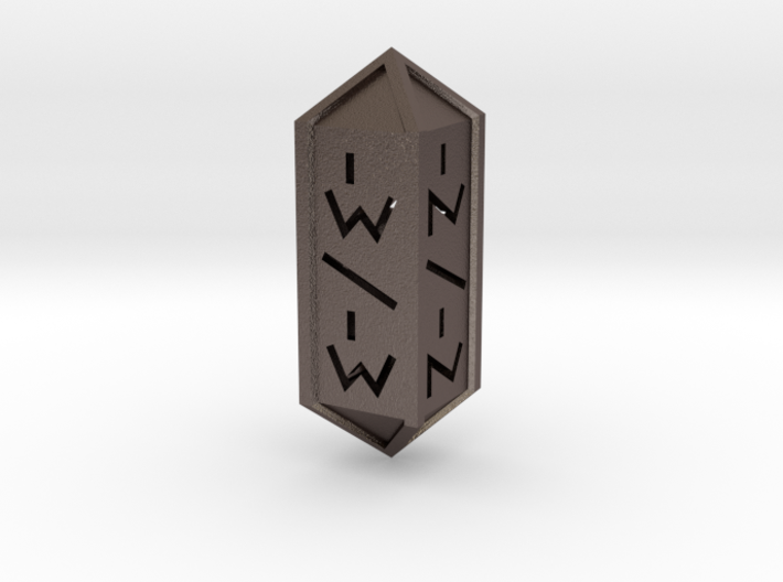 Amonkhet -1/-1 Counter for MTG 3d printed