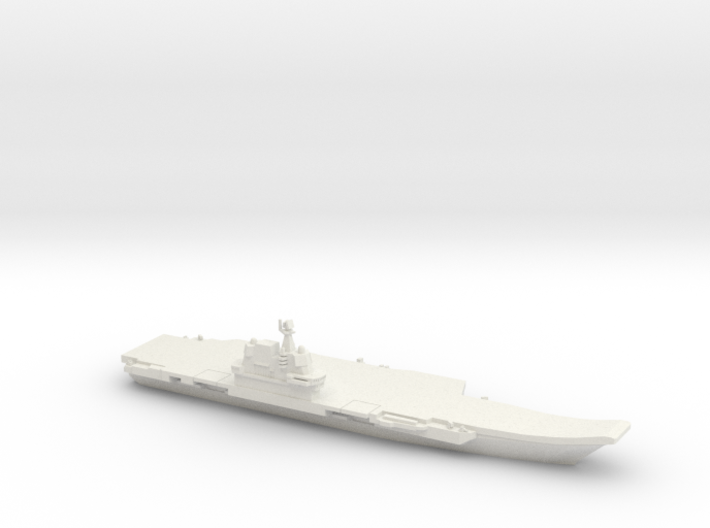 PLA[N] 001A Carrier (2016), HD Version, 1/1250 3d printed