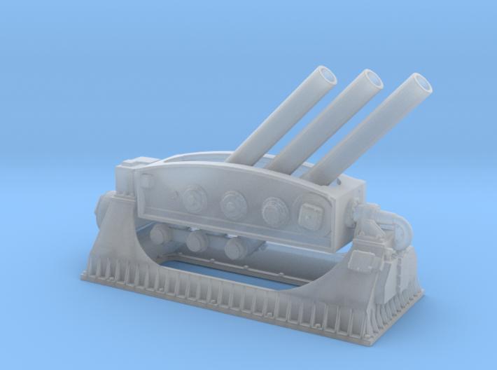 MK10 Limbo 1/144 3d printed
