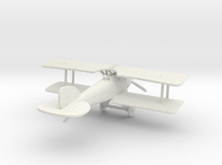 Albatros D.II 3d printed 1:144 Albatros D.II in WSF